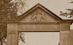The Royal Gate, St John's Church, Parramatta