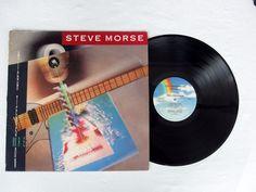 Steve Morse - High Tension Wires - 1980 LP MCA Records MCA-6275 PROMO…