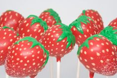 Ogilvy & Mather commissioned strawberry-shaped pops to serve at a pitch meeting for its client, sweetener Truvia. Morris used Truvia...
