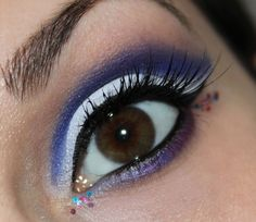 new years eve make up http://www.talasia.de/2014/12/31/eyes-silvester-make-up-2014/