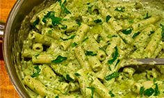 Super Creamy Pesto