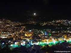 Christmas time in Medellin Colombia