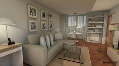 Ideas de distribución para tu salón-comedor Ideas Decoracion Salon, Pallet Floors, Moraira, Cuisines Design, Living Room Lighting, Living Room Designs, Sweet Home, New Homes, Lounge