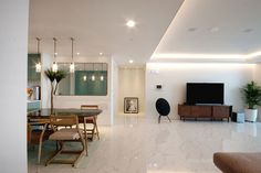 전주 신시가지 아이파크 아파트 인테리어 Apartment Interior, Apartment Design, Interior Design Living Room, Modern Interior, Living Room Designs, Style At Home, House Wall, Living Room Modern, Luxury Living
