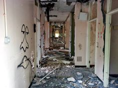 The 15 creepiest abandoned places in Britain you'd NEVER spend the night in – The Sun Abandoned Places In The Uk, Abandoned Buildings, Abandoned Hospital, School Decorations, Britain, Creepy, Night, Sun, Urban Exploration