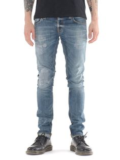 Long John Dakota Replica - Nudie Jeans