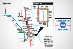 CTA bar map. YES!