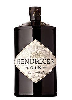 Hendricks Gin <3