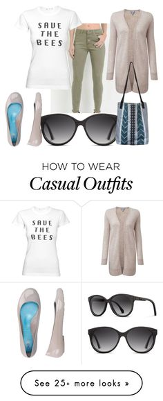 """""""casual capsule wardrobe 5"""" by sustainableoutfits on Polyvore featuring JIRI KALFAR, Shwood and Pure Collection"""