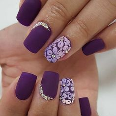 Best Spring Nails - 54 Best Spring Nail Art for 2018 - Best Nail Art
