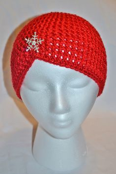 The Sequin Turtle: The Ruby Turban - A 1920's Flapper Inspired Hat