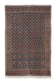 Tappeto persiano Veramin, fine XIX inizio XX secolo, from cambi casa d'este