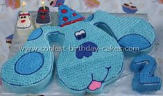 Blues Clues...if only I could make that...