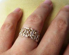 Pretzel+Knot+Ring+Part+II