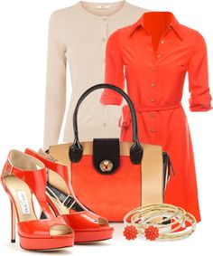 A fashion look from January 2013 featuring long sleeve tops, summer sandals and purse tote. Browse and shop related looks. Casual Outfits, Cute Outfits, Dress Outfits, Summer Outfits, Corporate Attire, Outfit Combinations, Denim Outfit, Business Outfits, Polyvore Outfits