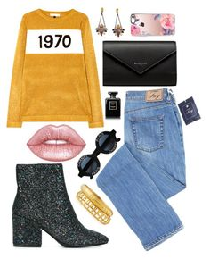 """""""Twinkle Toes"""" by divanatgirls on Polyvore featuring Ash, Bella Freud, Balenciaga, Lime Crime, Chanel, Ashley Pittman and Casetify"""