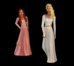 What I Can Make: Buy mode stuff mainly, object conversions from TS3 and other games if I can get my hands on the meshes. Recolors of buy or build stuff. I can manage clothes, age-conversions, shoeswaps, adding morphs or separates and sometimes even converting from TS3. My General Style: Mostly…