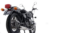 Ural, celebrating 73 years of ripping off BMW.