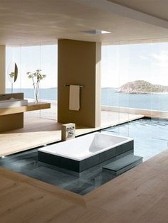 Bathtub BASSINO by Kaldewei Italia