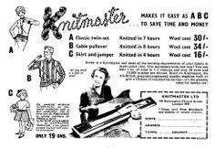 7 Best Vintage Orion Knitting Machine Manuals images
