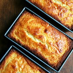 Lemon Ricotta Pound Cake | What2Cook