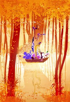 Pascal Campion | pascalcampion - To the hideout