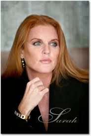 """Sarah, Duchess of York (Sarah Margaret; née Ferguson; born 15 October 1959) is the former wife of Prince Andrew, Duke of York, the second son of Queen Elizabeth II and Prince Philip, Duke of Edinburgh. Popularly referred to as """"Fergie"""", she is a charity patron, spokesperson, writer, film producer and television personality.  Her children, Princesses Beatrice and Eugenie of York."""