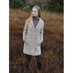 West End Knitwear Double Breasted Coat Vest - Parsnip