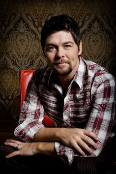 Jason Crabb  Gifted man of God and singer.