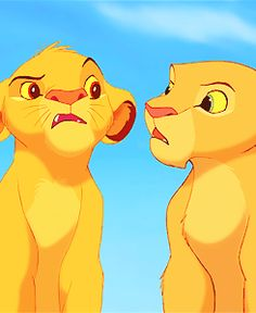 Did I mention I'm obsessed with The Lion King