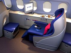 Malaysia Airlines First Class Review