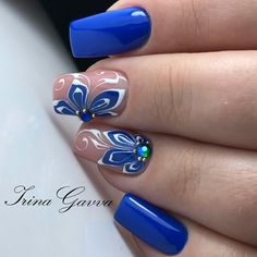 "See our internet site for even more info on ""acrylic nail art designs short"". It is actually an outstanding spot to find out more. Cute Nail Art, Beautiful Nail Art, Fabulous Nails, Perfect Nails, Stylish Nails, Trendy Nails, Hair And Nails, My Nails, Acrylic Nail Art"