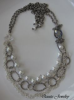 Chained Melody (Customer Design) - Lima Beads