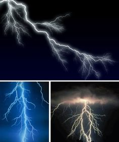 Lightning's terrifying power is both awesome and beautiful. The fractals created by lightning are fascinatingly arbitrary and irregular