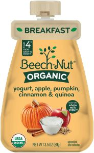 Looking for natural or organic baby food or toddler snacks? Beech-Nut® is proud to offer baby food in jars, pouches, baby cereal, toddler snacks, and more. Yogurt Recipes, Cereal Recipes, Baby Food Recipes, Organic Yogurt, Organic Quinoa, Healthy Fats, Healthy Snacks, Pumpkin Quinoa, Banana Baby Food