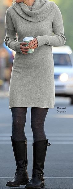Sweater+dress+inspiration.jpg 319×824 pixels