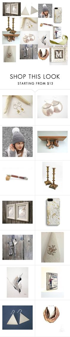 """""""Earthy Shades"""" by anna-recycle ❤ liked on Polyvore featuring Paul Frank, modern, rustic and vintage"""