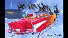Best classic cars and more! Classic Hot Rod, Best Classic Cars, Father Christmas, Red Christmas, Xmas, Christmas Ideas, Christmas Cards, Christmas Time, Tropical Christmas