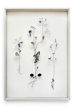 Anne ten Donkelaar-Flower construction