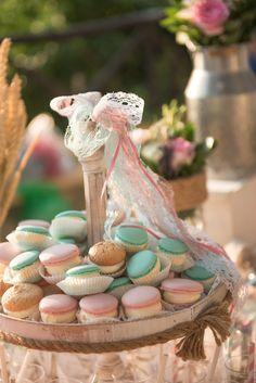 baptism sweets decor