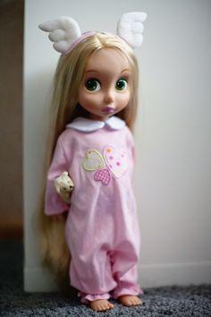 rapunzel disney animator doll dress