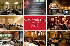 Michelin Starred Restaurants in NYC.