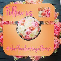Follow us on #Instagram @thefloralcottageflorist! #thefloralcottageflorist