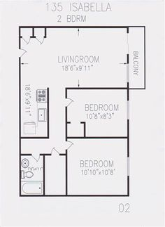 10 Great 750 sq ft - Two bedroom images | House floor plans, Floor on 450 sq ft 2 bedroom, 1000 sq ft 2 bedroom, 530 sq ft 2 bedroom, 800 sq ft 2 bedroom, 650 sq ft 2 bedroom, 400 sq ft 2 bedroom,