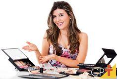 Como fazer maquiagem - 10 dicas de sucesso #cursoscpt