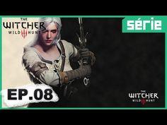 [SÉRIE] The Witcher 3: Wild Hunt (EP.08) - O Protego, E cavalgando com C...