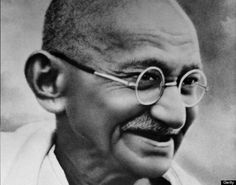 "Famous Introvert: Gandhi.Gandhi's work is proof positive that you don't have to be an extrovert to be an effective leader. He once said, ""In a gentle way, you can shake the world."""