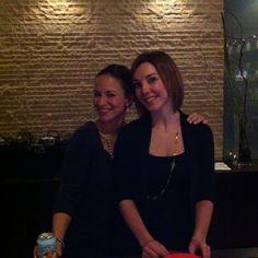 Angela and Amy!