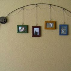 Fishing pole hanger...... making this for my dad.....