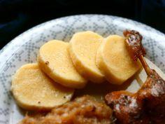 Dobrou chuť: Bramborové knedlíky